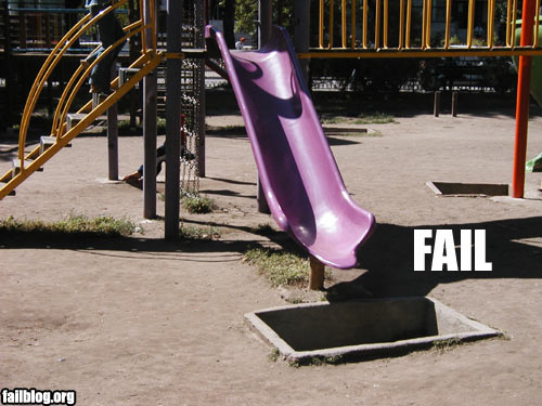 Pics engraçadas. - Página 2 Fail-owned-playground-fail