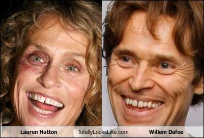 lauren-hutton-totally-looks-like-willem-dafoe
