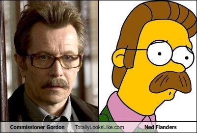 commissioner-gordon-totally-looks-like-ned-flanders