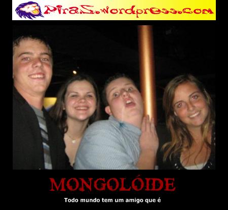 piras placas motivacionais mongoloide